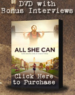 DVD with bonus interviews!  Click here to purchase!